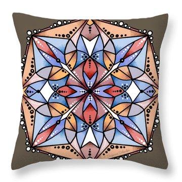 Design 225 D Throw Pillow