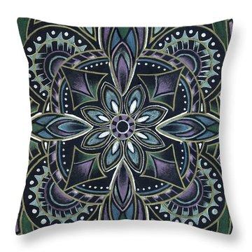 Design 22c Throw Pillow