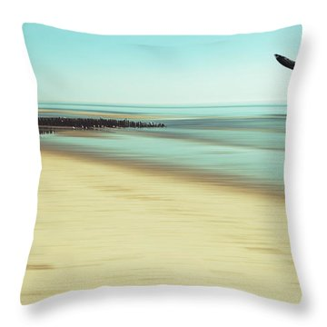 Desire Throw Pillow by Hannes Cmarits