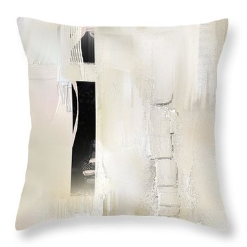 Desiring Dimension Throw Pillow