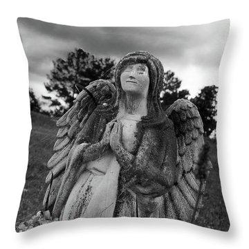 Grief  Throw Pillow