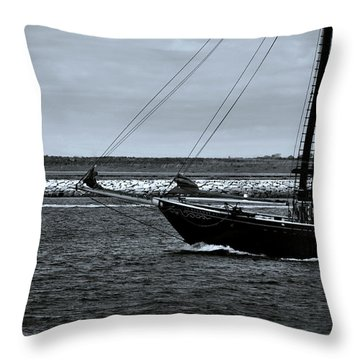 Destinations Throw Pillow