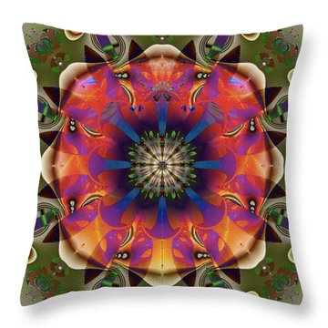 Destined For Greatness Throw Pillow