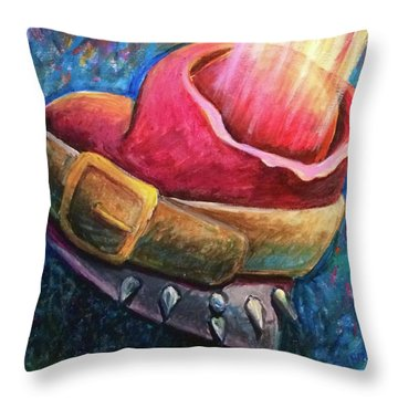 Destiny Calling Throw Pillow