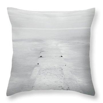 Destitute Of Hope Throw Pillow