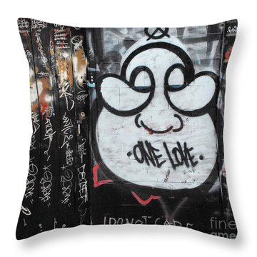 Detachment From Outcome Throw Pillow