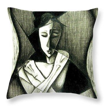Deviant Throw Pillow