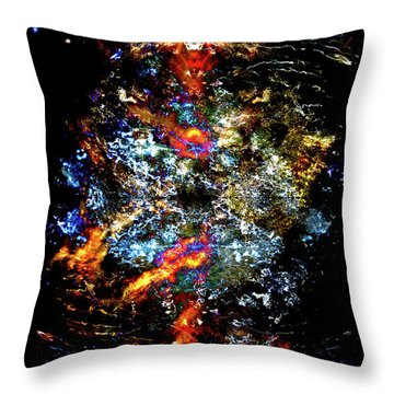 Devil In A Top Hat Throw Pillow