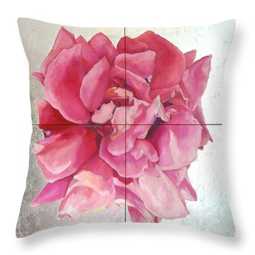 Devoted Love Throw Pillow