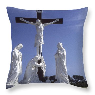 Devotion Throw Pillow