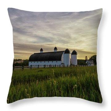 Dh Day Farm 1 Throw Pillow