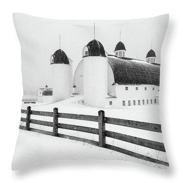 Dh Day Farm 4 Throw Pillow
