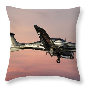 Diamond Throw Pillows