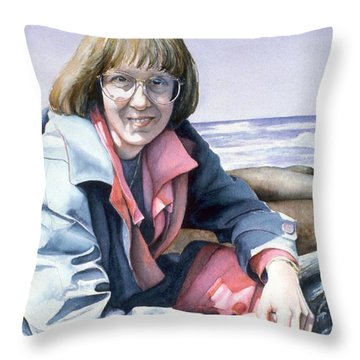 Diane Throw Pillow
