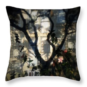 Diciembre Throw Pillow