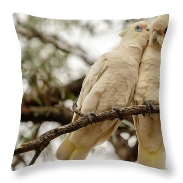 Did You Hear The One About ... Throw Pillow