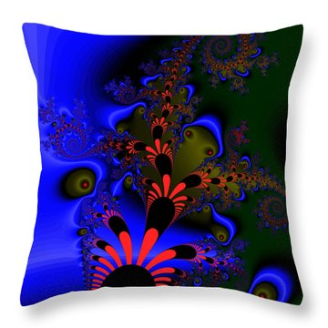Diesseogge Throw Pillow
