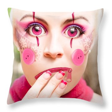 Diet And Healthy Eating Throw Pillow by Jorgo Photography - Wall Art Gallery