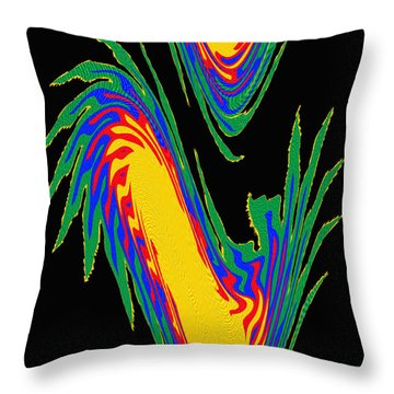 Digital Art 10 Throw Pillow