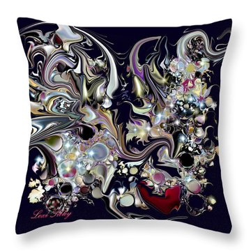 Digitalimage2012c Throw Pillow