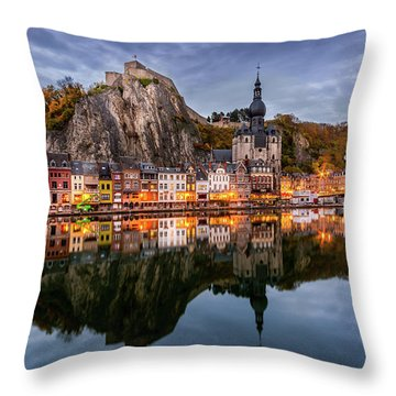 Dinant Throw Pillow