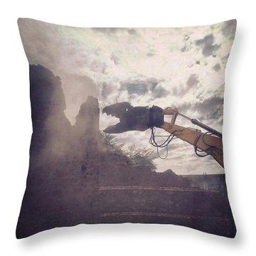 Dinosauri Throw Pillow