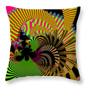 Dintroutio Throw Pillow
