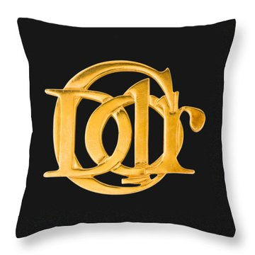 Dior Jewelry-1 Throw Pillow