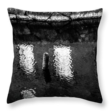 Dip Throw Pillow