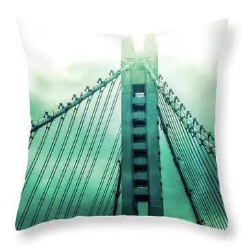 Disappearing Throw Pillow