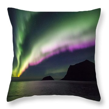 Discotheque Throw Pillow