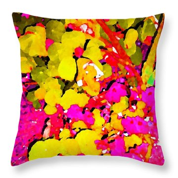 Discovering Joy Throw Pillow