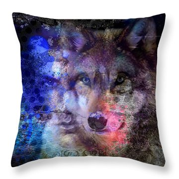 Discovery Of The Path Throw Pillow