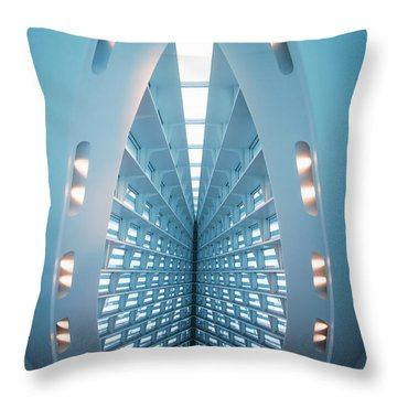 Disegno Sessuale Throw Pillow