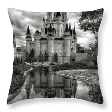 Disney Reflections Throw Pillow