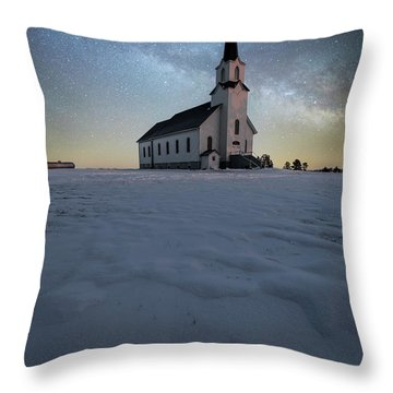 Feb Throw Pillows