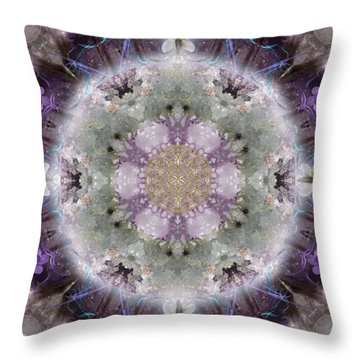 Divine Love Throw Pillow