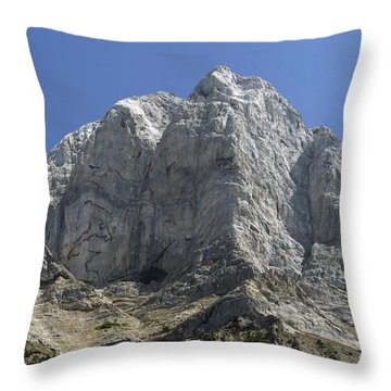 Throw Pillow featuring the photograph Dm5963 Matterhorn Peak Or by Ed Cooper Photography