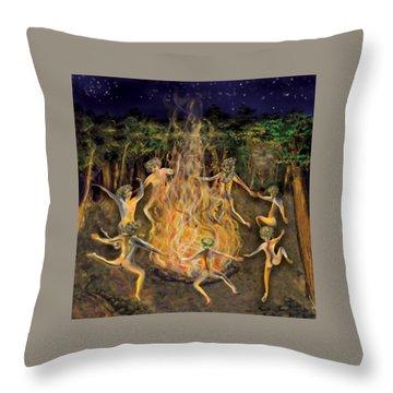 Dnitf Cd Cover Throw Pillow