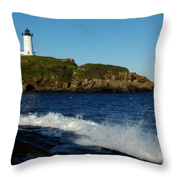 Dnre0608 Throw Pillow by Henry Butz