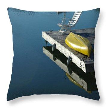 Dnre0609 Throw Pillow