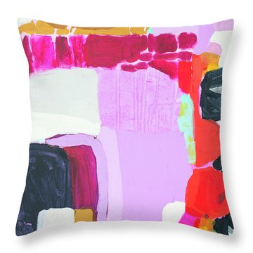 Do It Anyway Throw Pillow