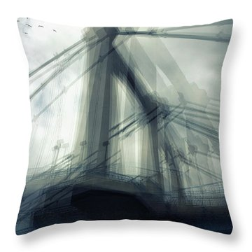 Do You Believe In Rapture? Throw Pillow