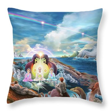 Do You Have A Vision Throw Pillow