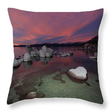 Do You Have Vivid Dreams Throw Pillow