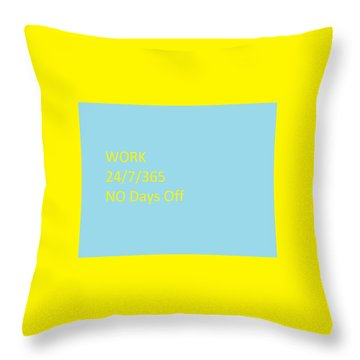 Throw Pillow featuring the photograph Do You Have What It Takes? by Aaron Martens