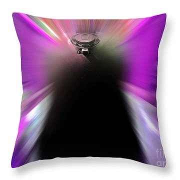 Do You See What I See Throw Pillow