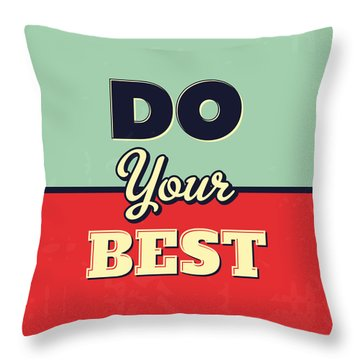 Ambition Throw Pillows