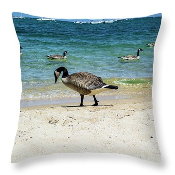 Do Your Own Thing Throw Pillow