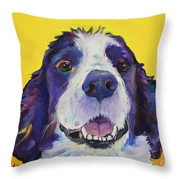 Dolly Throw Pillow